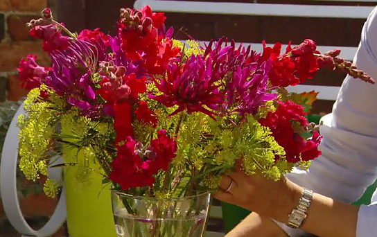 BBC2 Great British Garden Revival - Flower Masterclass